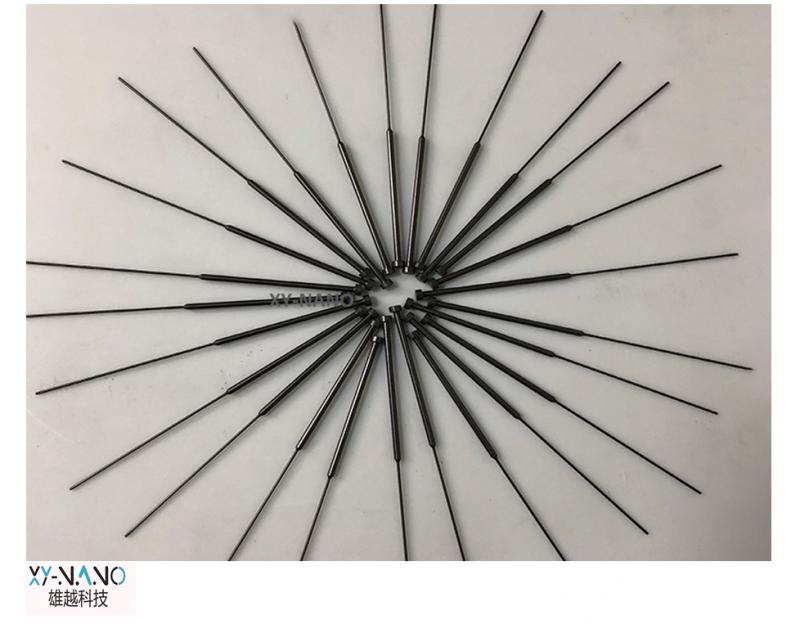 ALCrN钛铝铬模具镶针应用